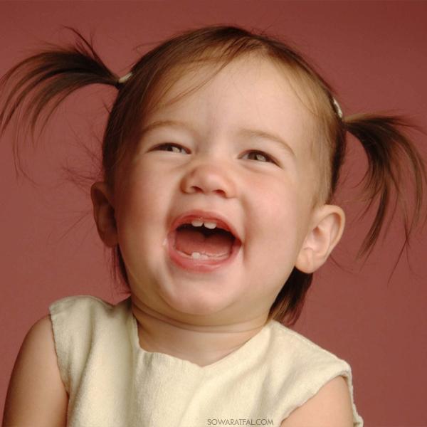 صور أطفال بنات حلوين يضحكون Baby laugh images - صور أطفال بيبي منوعة أولاد وبنات جميلة Baby Kids Images