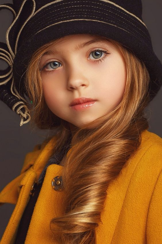 صور أجمل طفلة في العالم - صور أطفال