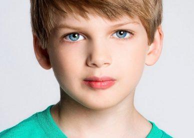 أجمل أولاد أجانب - صور أطفال