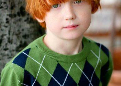 صور طفل أجنبي جميل - صور أطفال