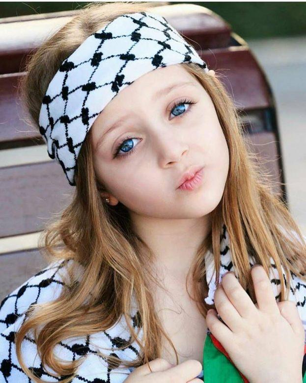 أحلى صور طفلة عربية جميلة - صور أطفال