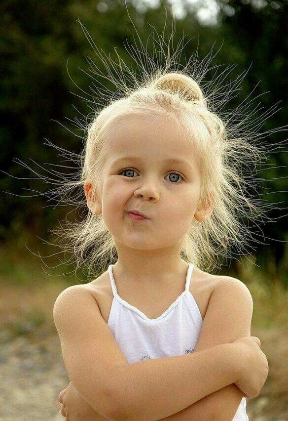صور أطفال مضحكة حول العالم - صور أطفال